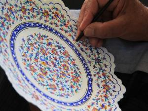 میناکاری هنر دست