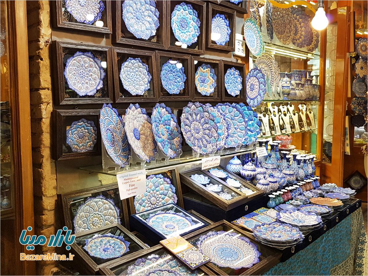 فروشگاه صنایع دستی در تهران