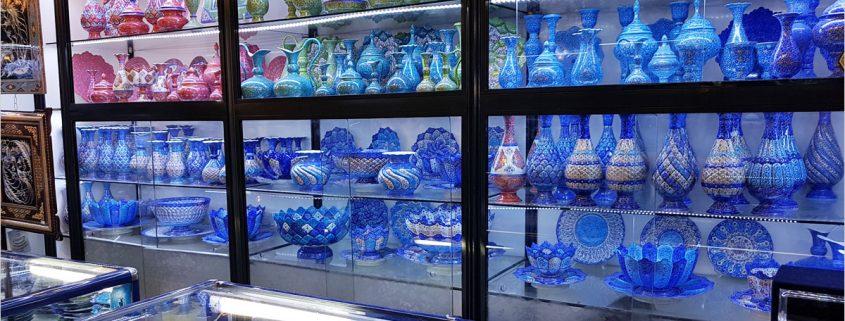 فروشگاه صنایع دستی
