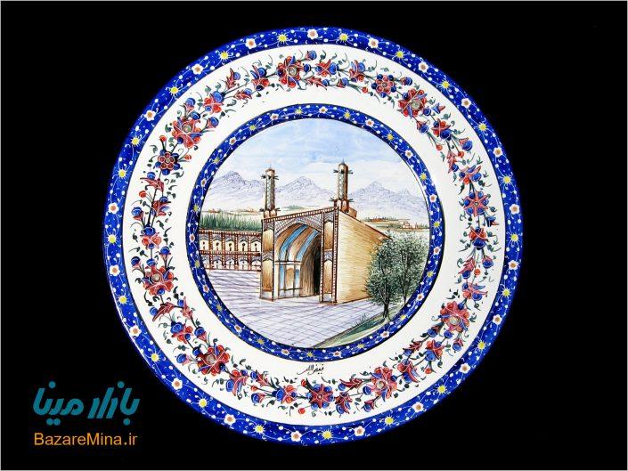 عکس ظروف میناکاری اصفهان