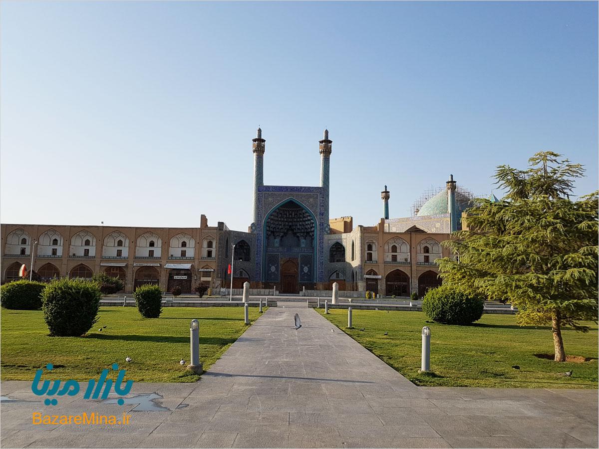 ميدان شاه اصفهان
