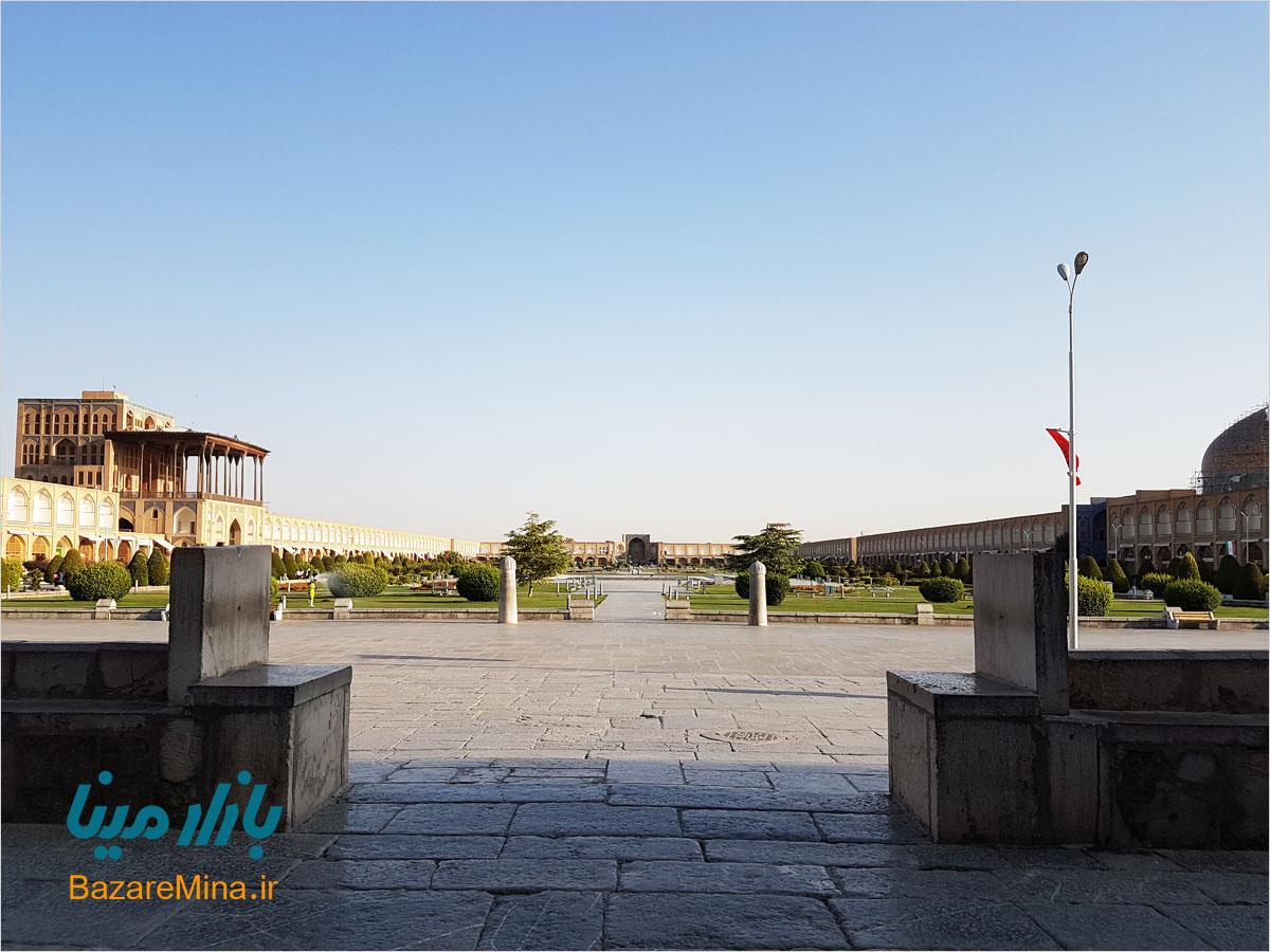 میدان امام اصفهان عکس
