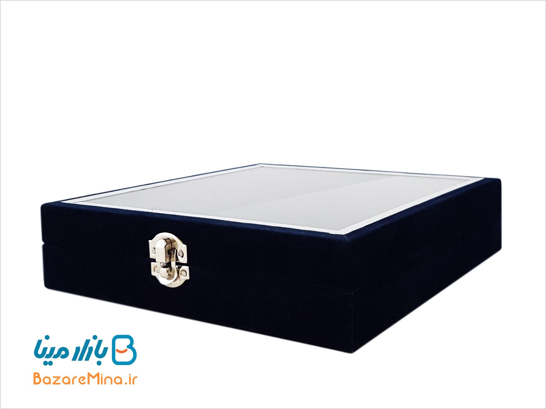جعبه بشقاب میناکاری