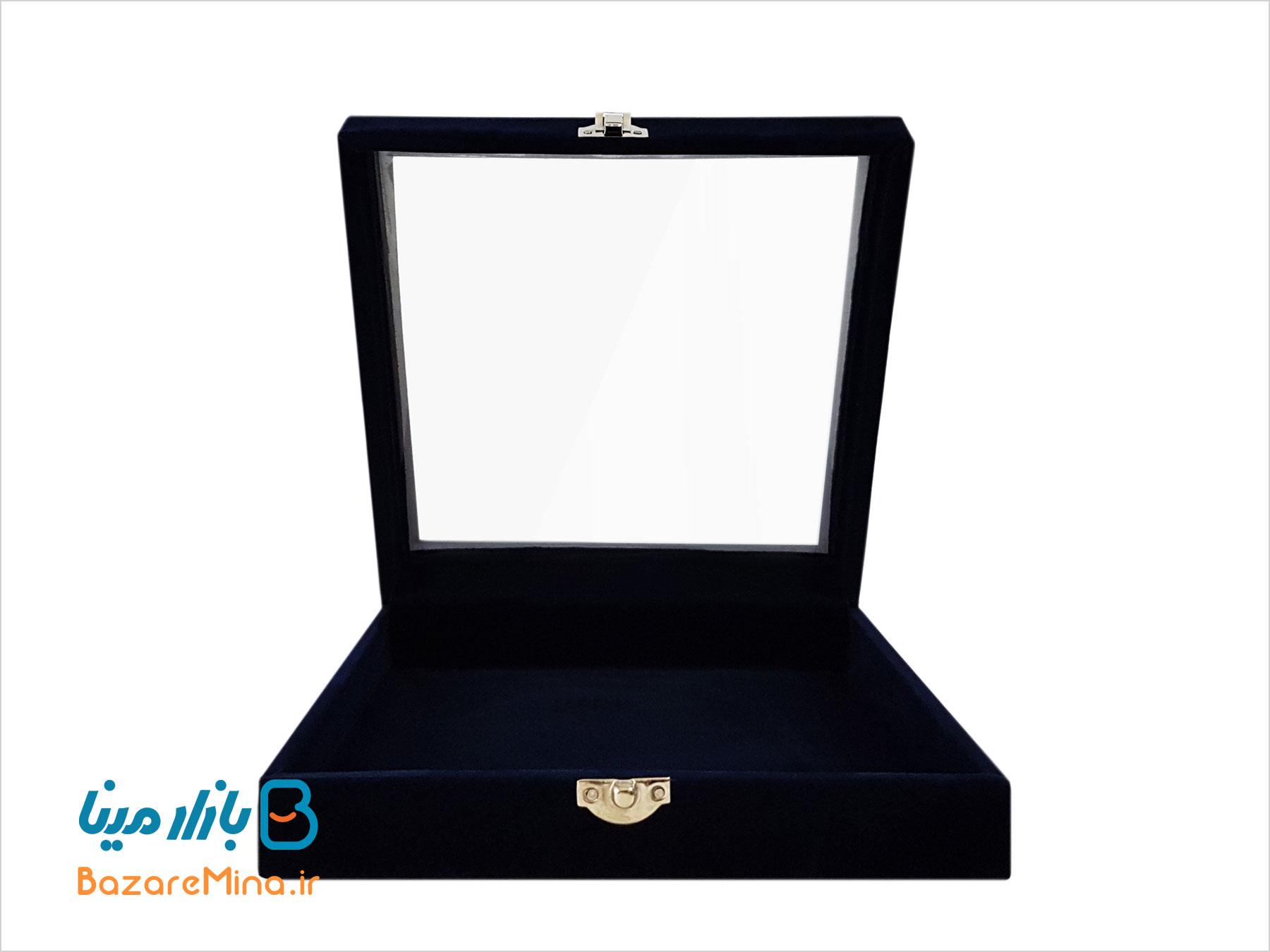 جعبه کادویی بشقاب میناکاری
