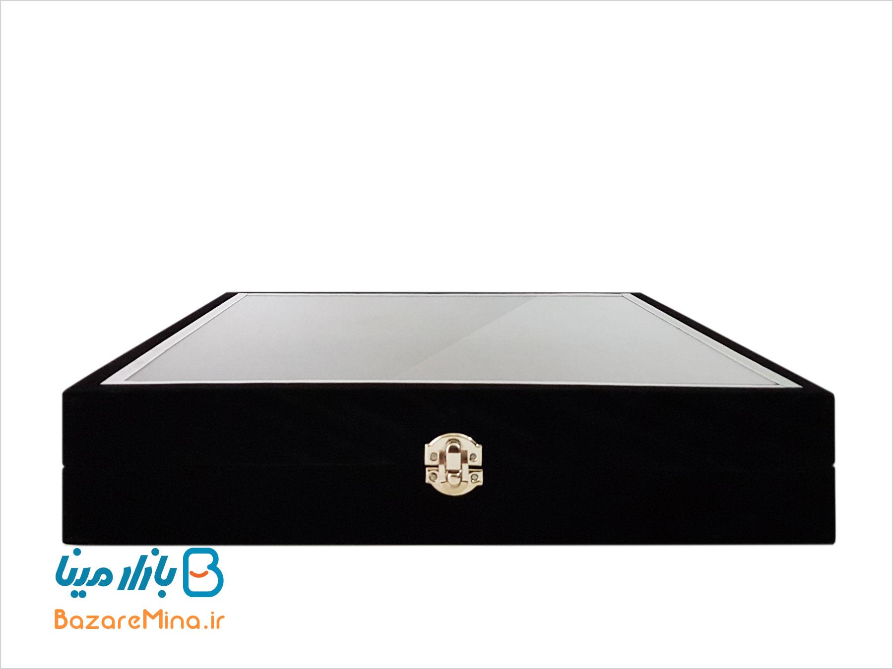 جعبه بشقاب 35 سانتی میناکاری