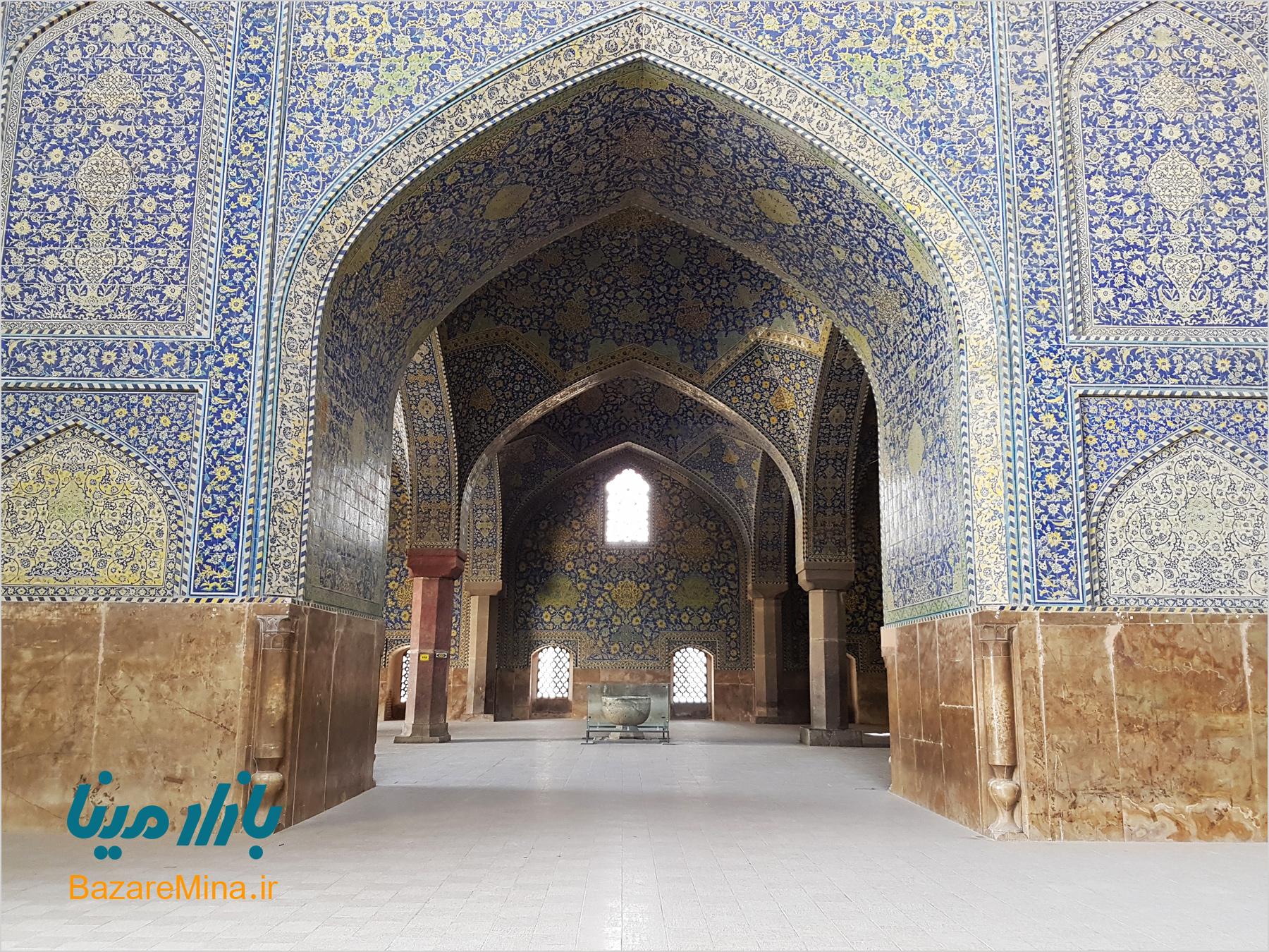 آدرس مسجد امام اصفهان