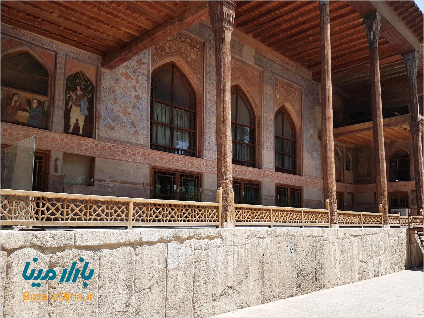 چهلستون اصفهان