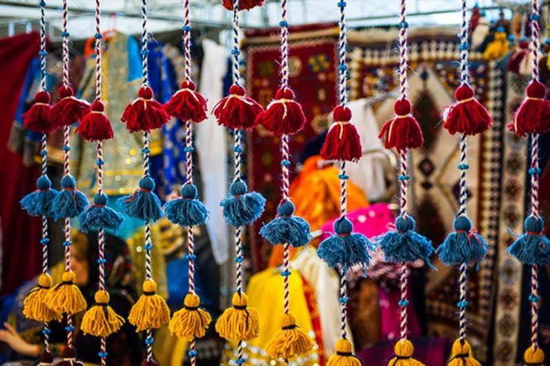 بازار صنایع دستی ایران در اروپا