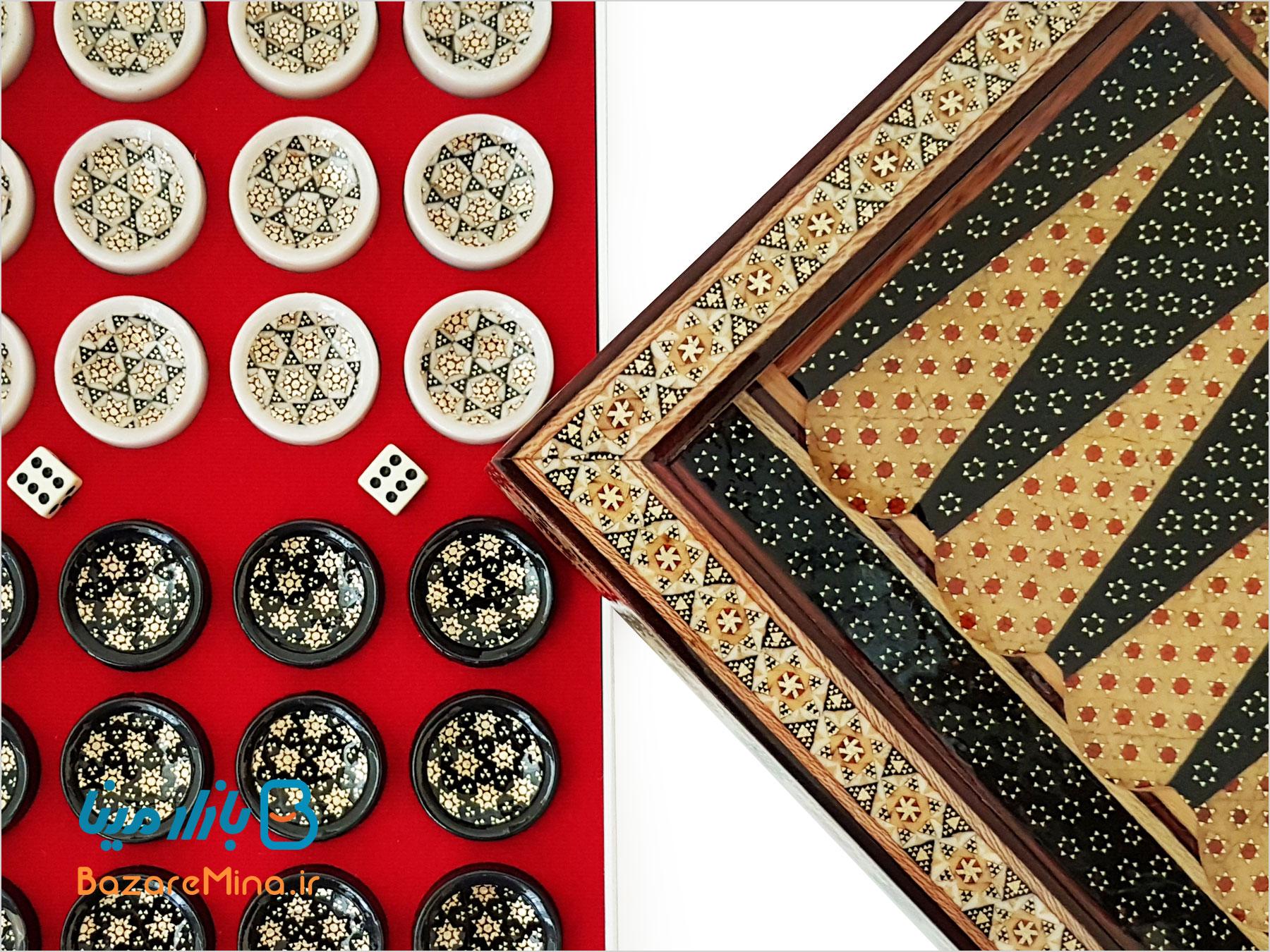 فروش تخته نرد در اصفهان