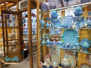 بازار مینا کاری اصفهان