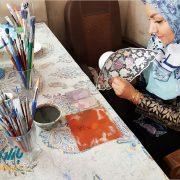 مشاغل خانگی صنایع دستی