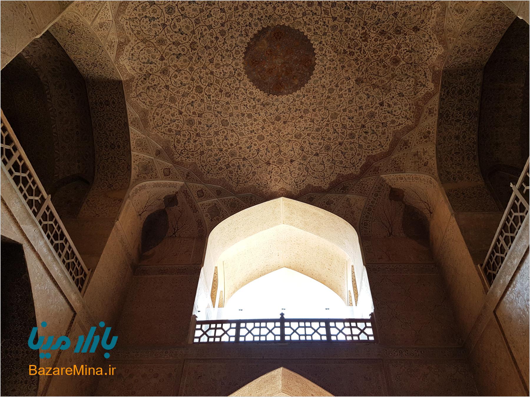 آشنایی با عالی قاپو اصفهان