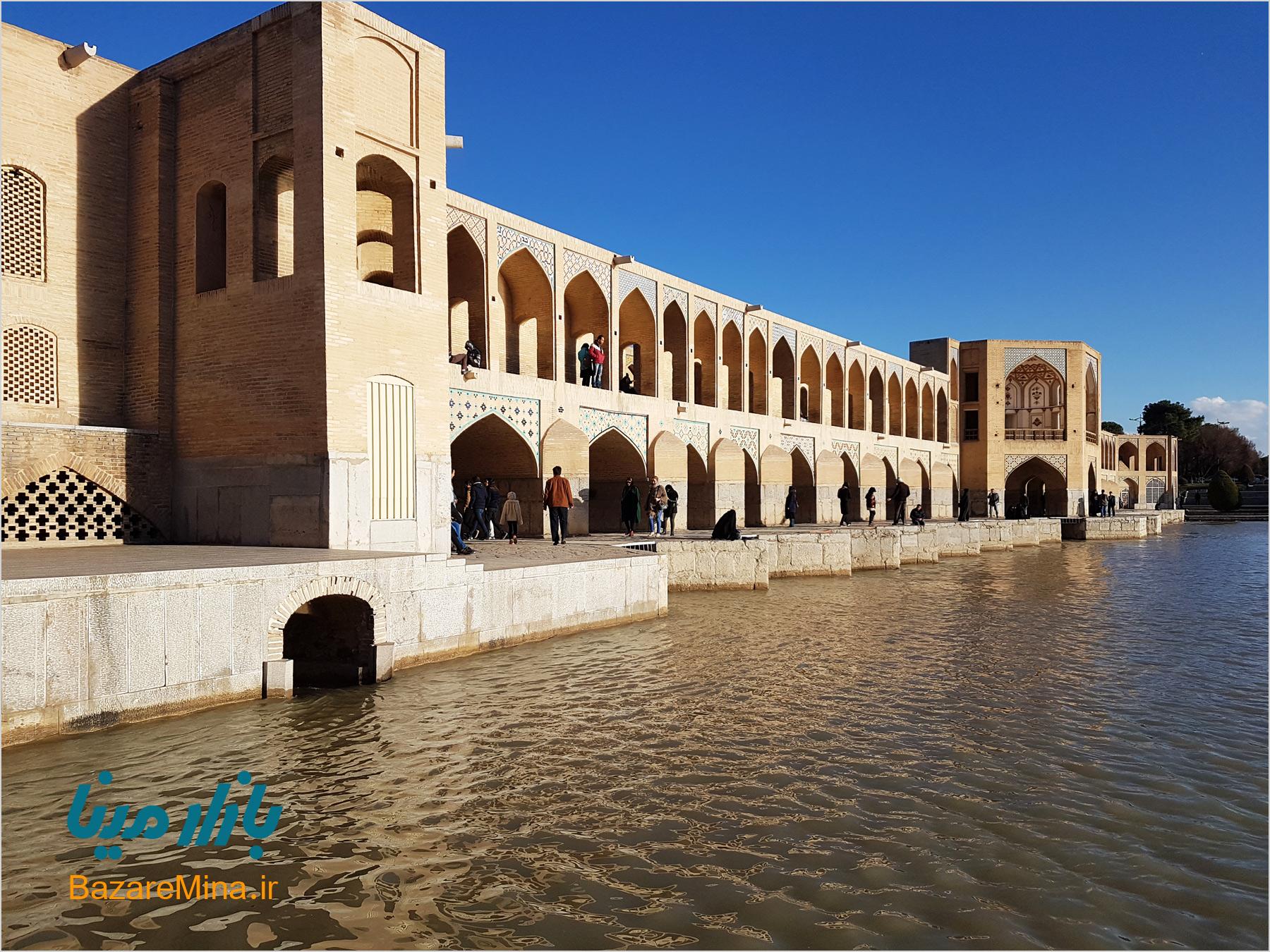 پل های تاریخی اصفهان