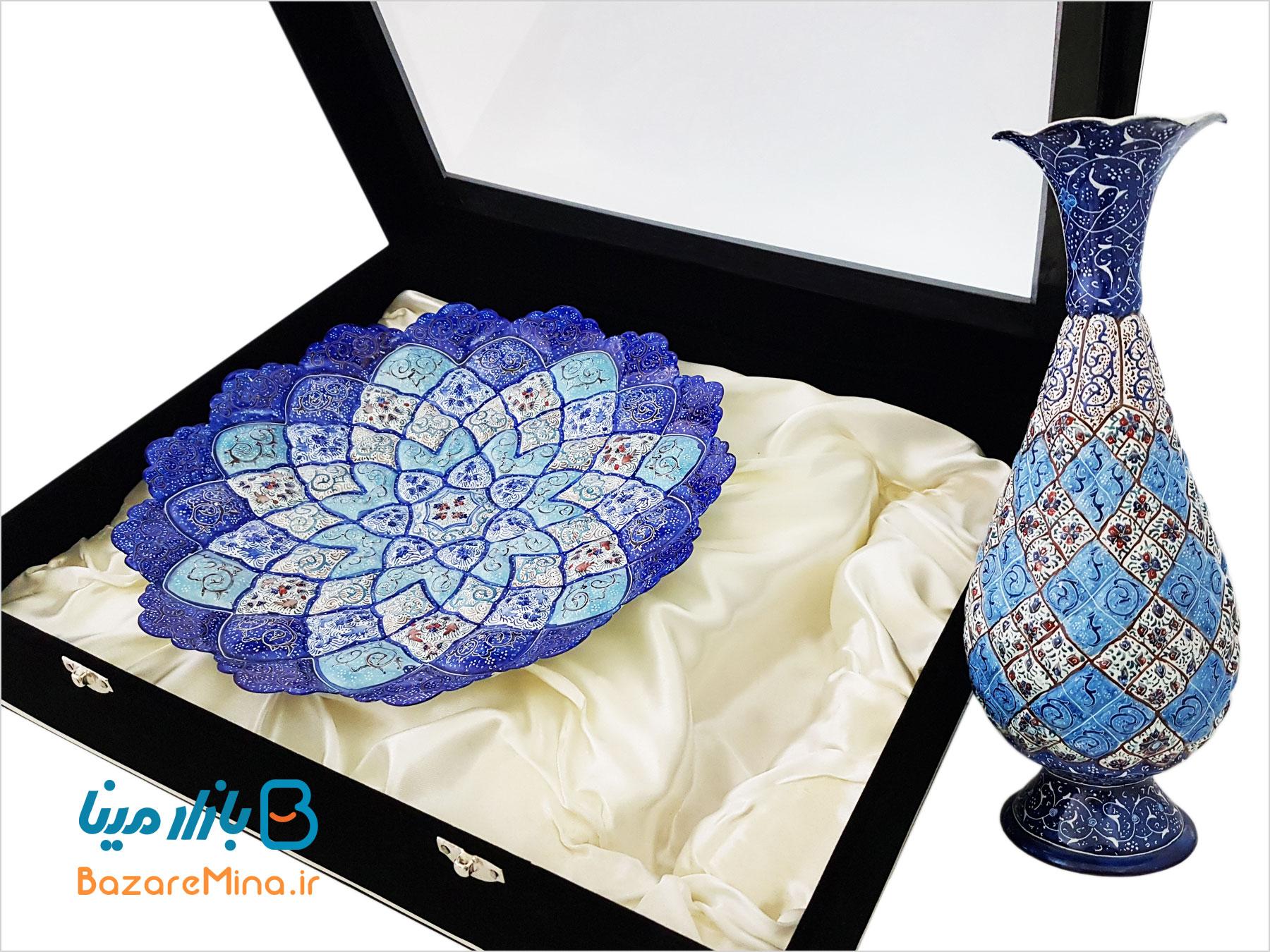 باکس میناکاری اصفهان