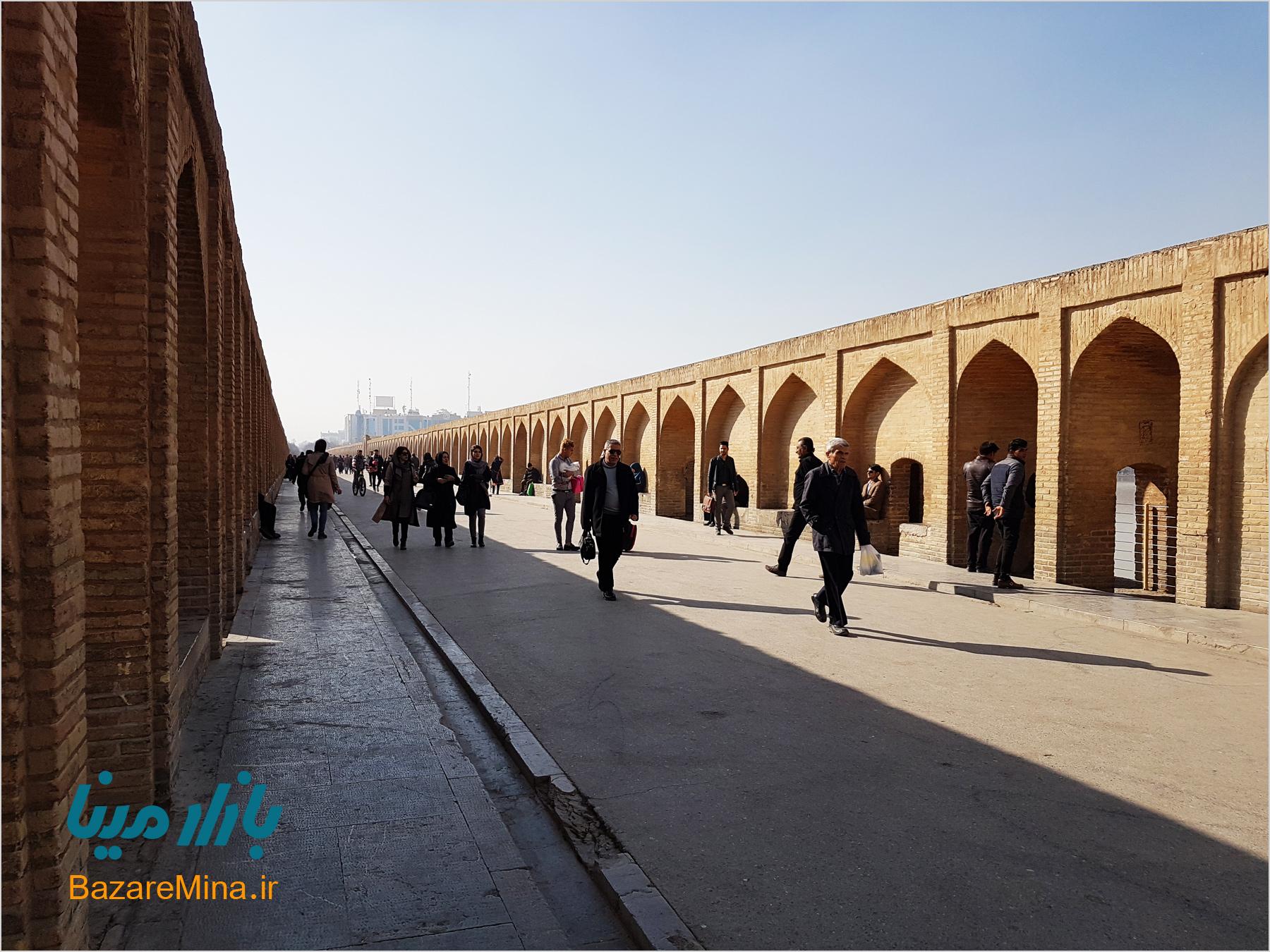 پل تاریخی اصفهان
