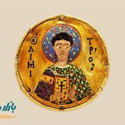 میناکاری هنر نقاشی روی مس اصفهان
