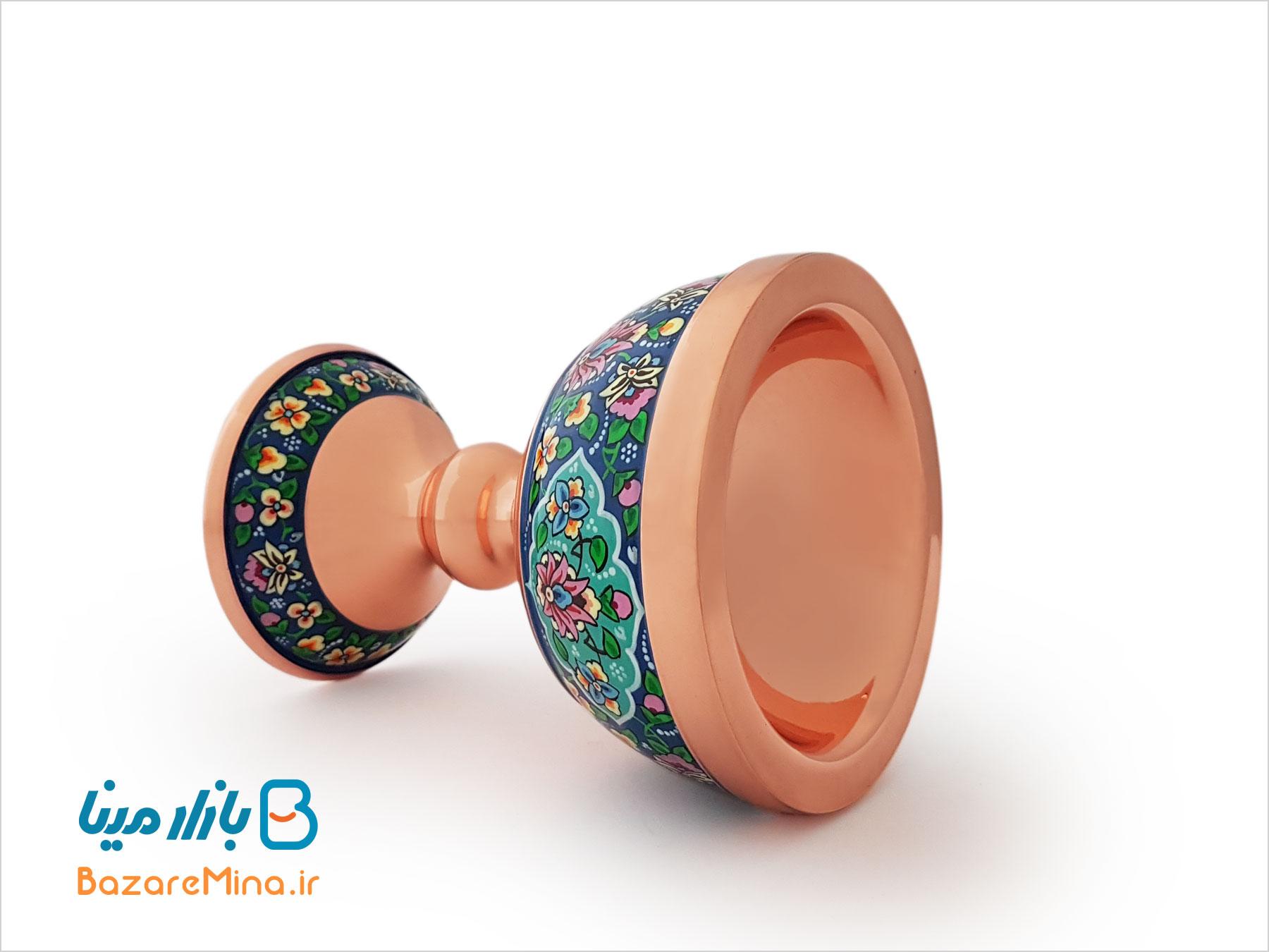 سنگاب مس و پرداز اصفهان ارتفاع 16 سانتی