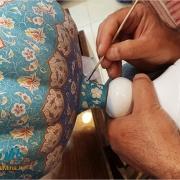 آشنایی با هنر میناکاری اصفهان
