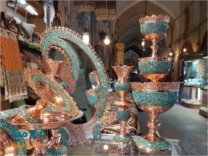 پرطرفدارترین صنایع دستی ایرانی