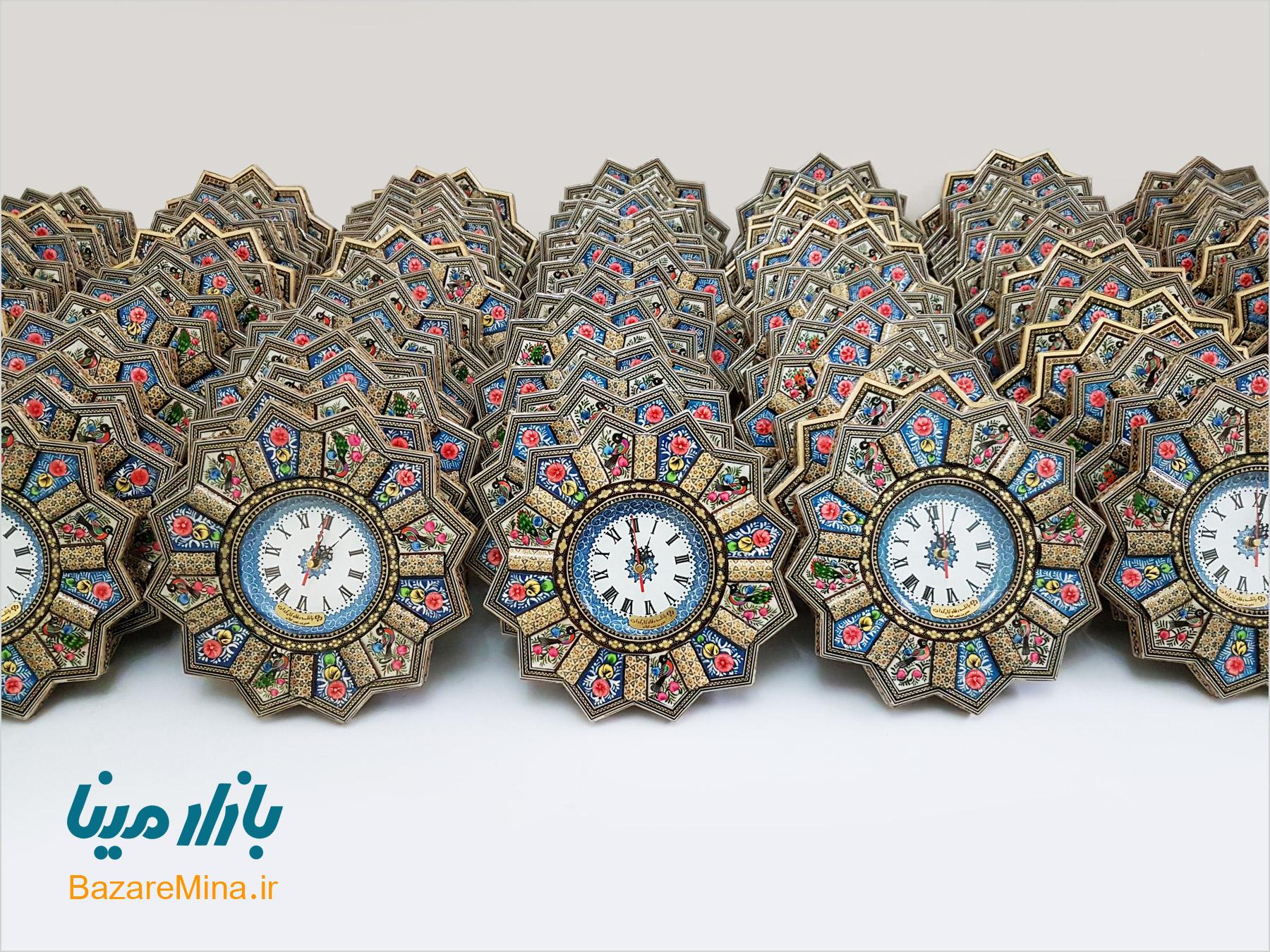 فروش عمده هدایای تبلیغاتی صنایع دستی