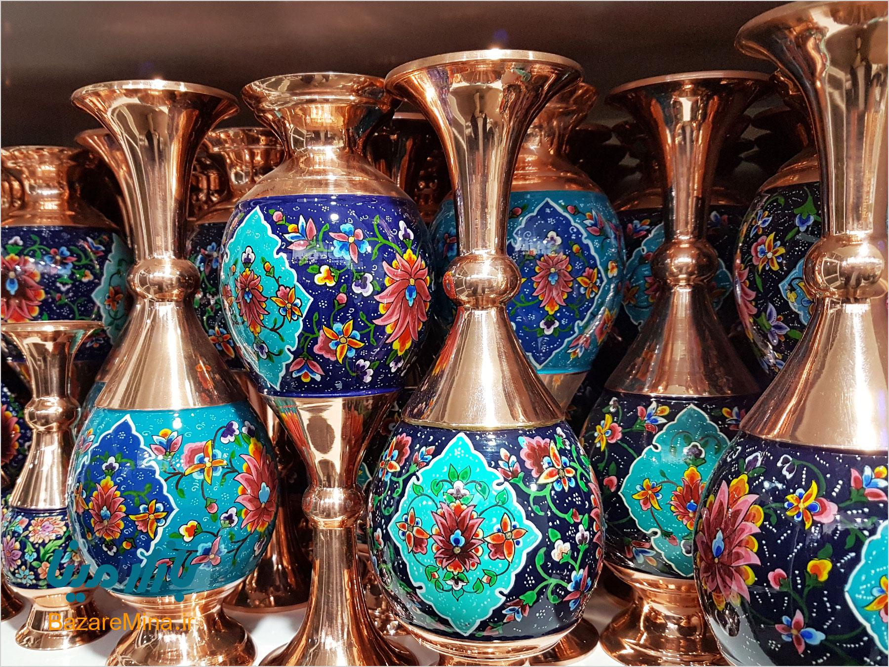 فروش عمده صنایع دستی اصفهان