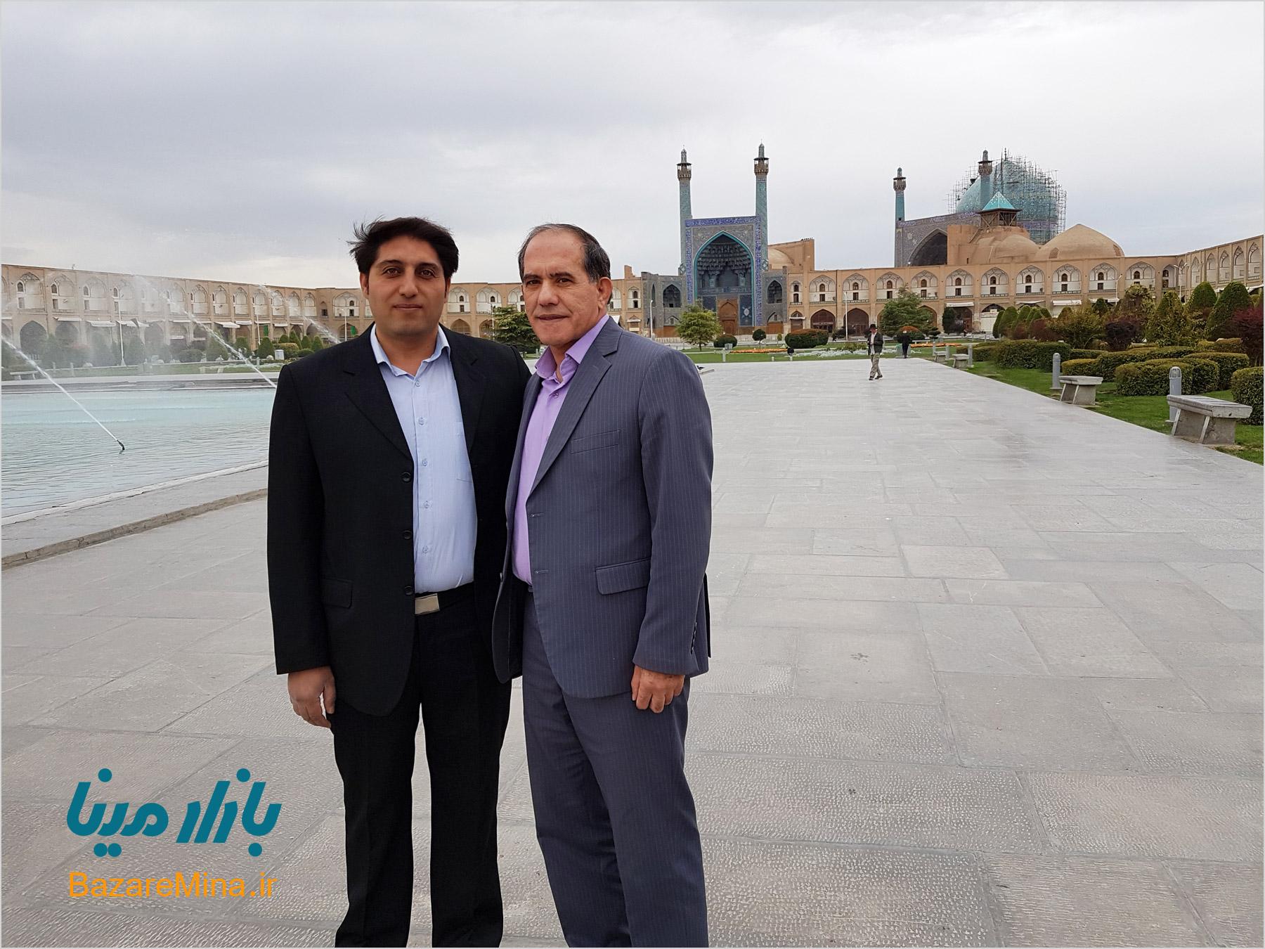 اساتید میناکاری اصفهان