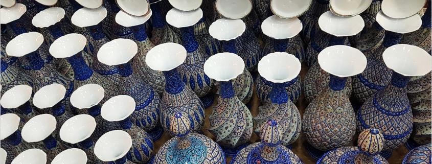 میناکاری اصفهان چیست و چرا تا این اندازه محبوب است؟