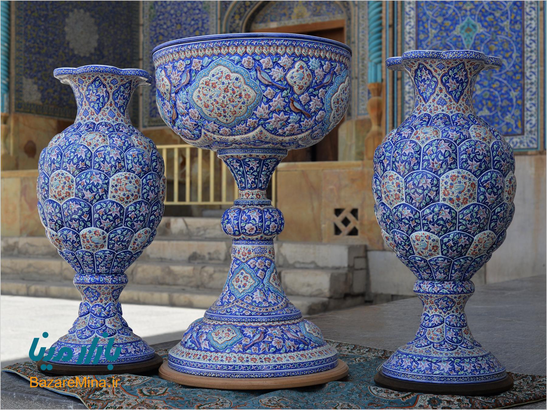 هنر لوکس میناکاری اصفهان