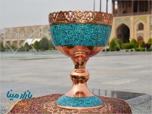 هنر لوکس فیروزه کوبی اصفهان