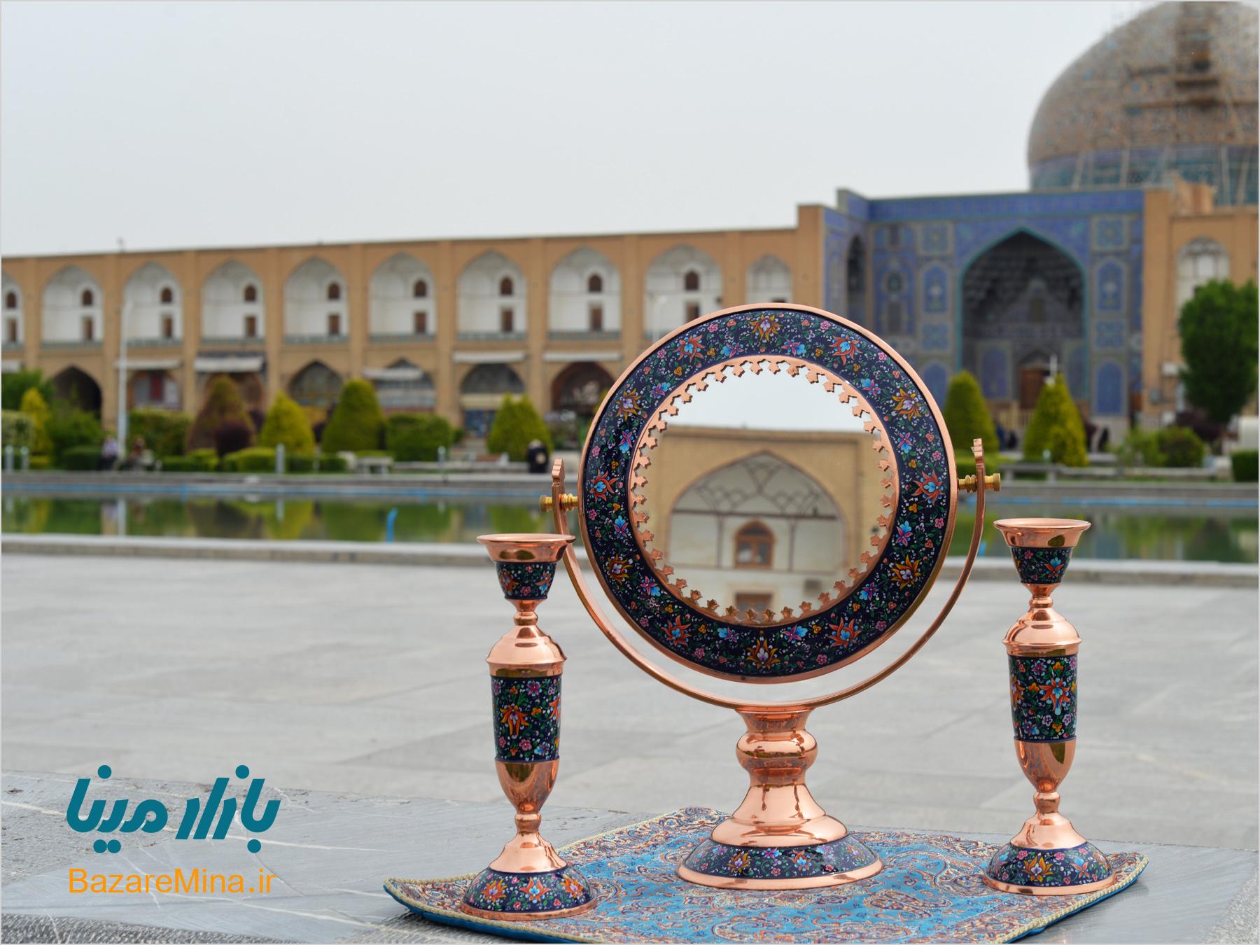 هنر لوکس مس و پرداز اصفهان
