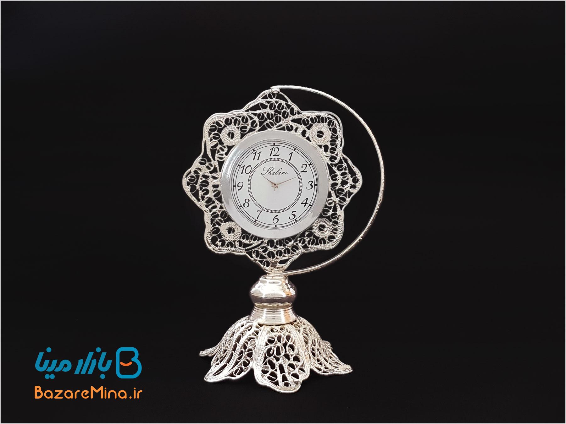 ساعت ملیله کاری اصفهان
