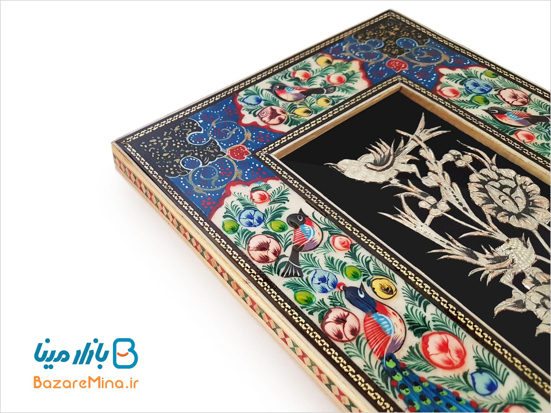 تابلو قلمزنی اصفهان
