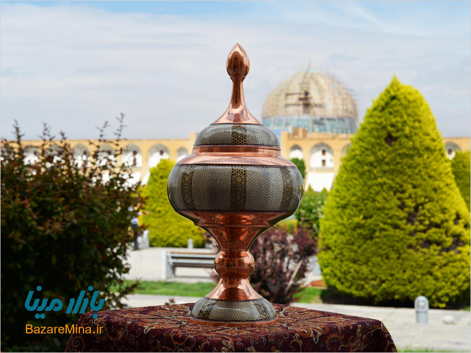 Khatam Kari of Isfahan