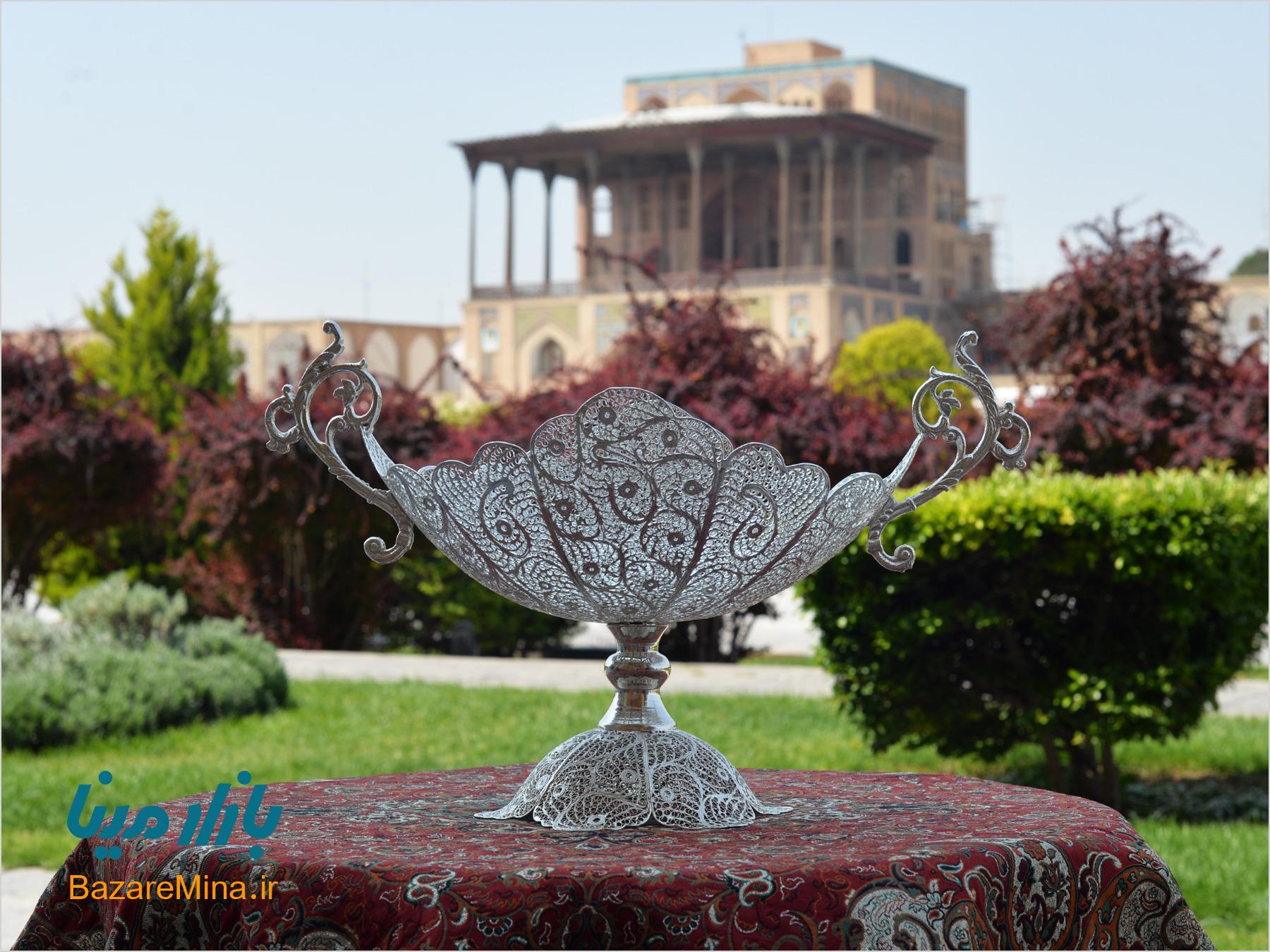 Filigree of Isfahan