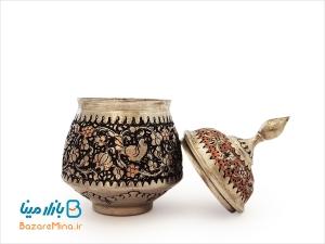 قندان نقلی قلم زنی اصفهان