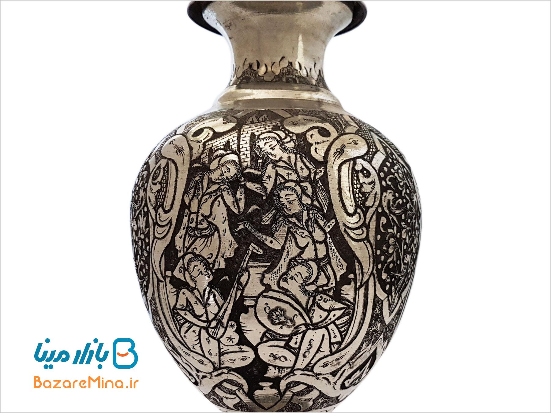 سنبلدان قلمزنی شده اصفهان