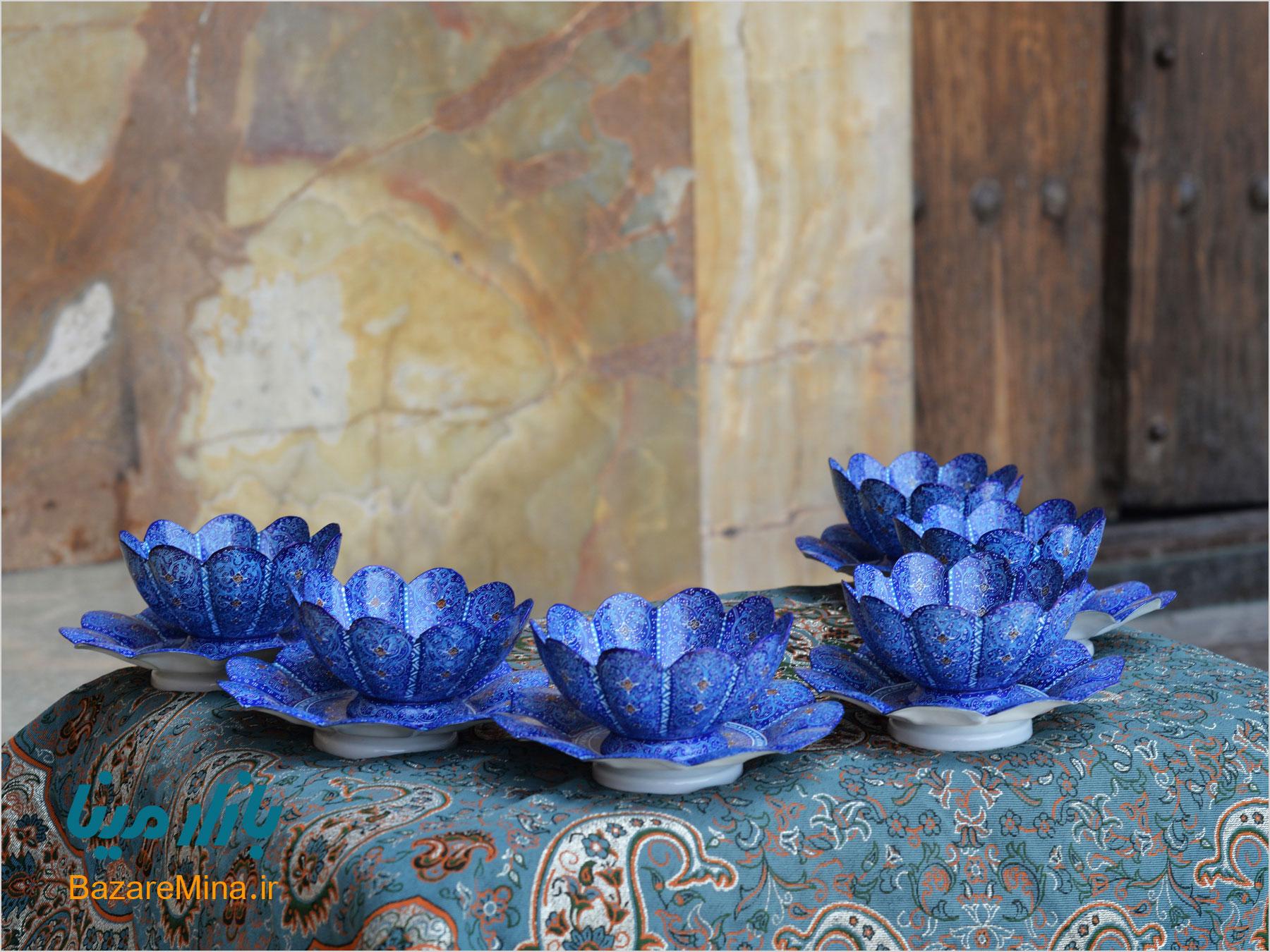 هدیه میناکاری اصفهان برای سال نو