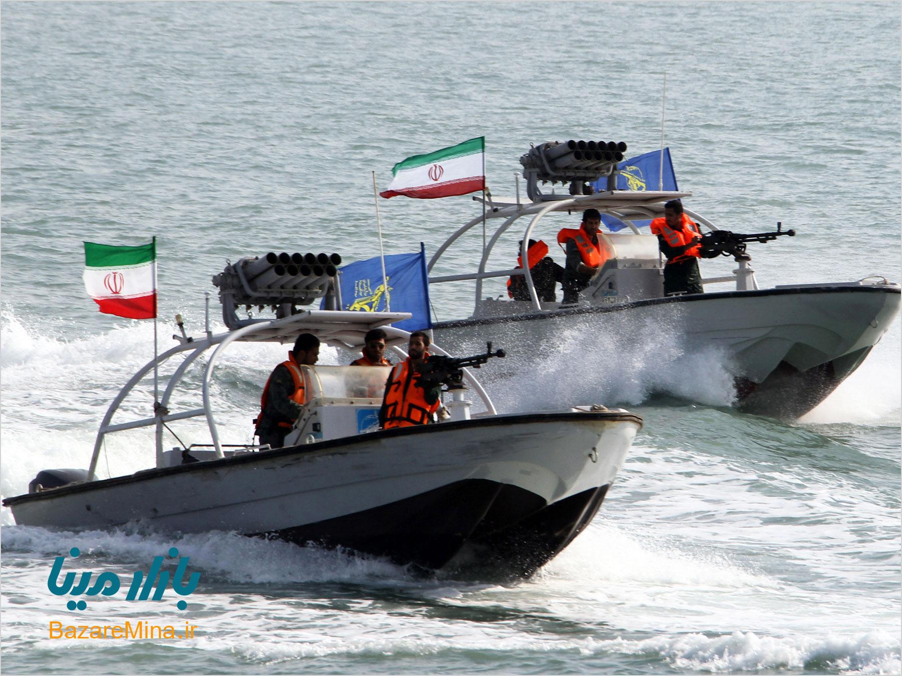 هدایای تبلیغاتی صنایع دستی ویژه روز نیروی دریایی