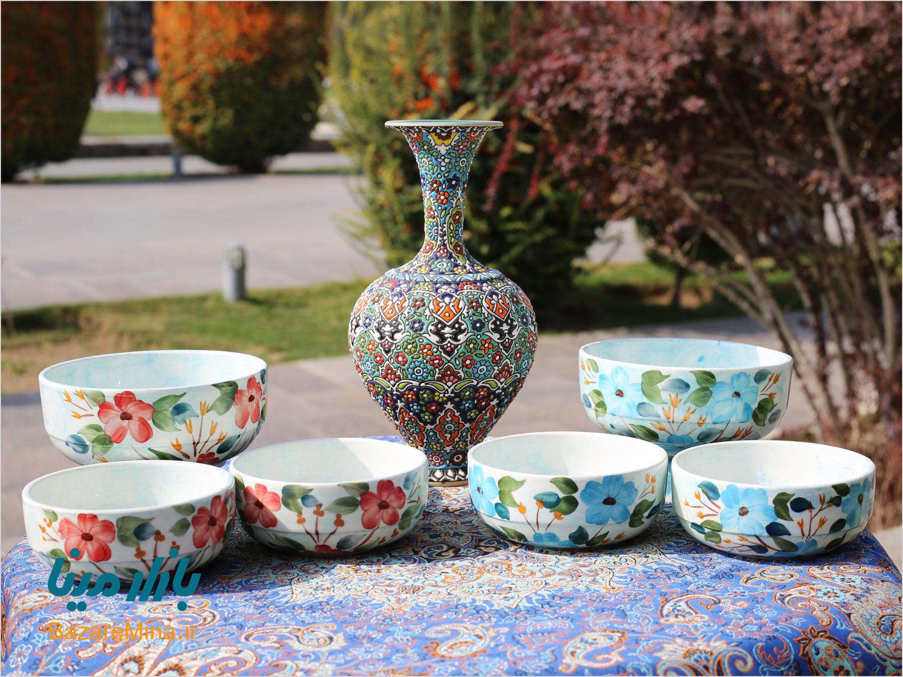 ظروف سرامیکی اصفهان