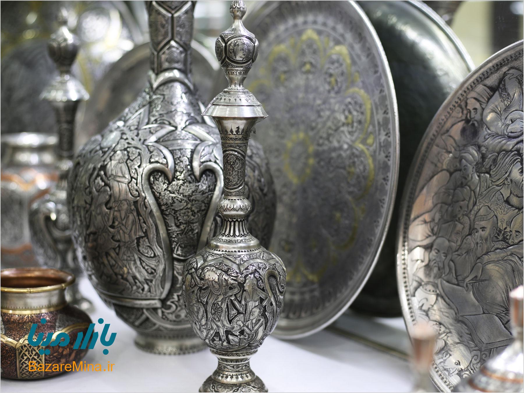 سوغات صنایع دستی اصفهان