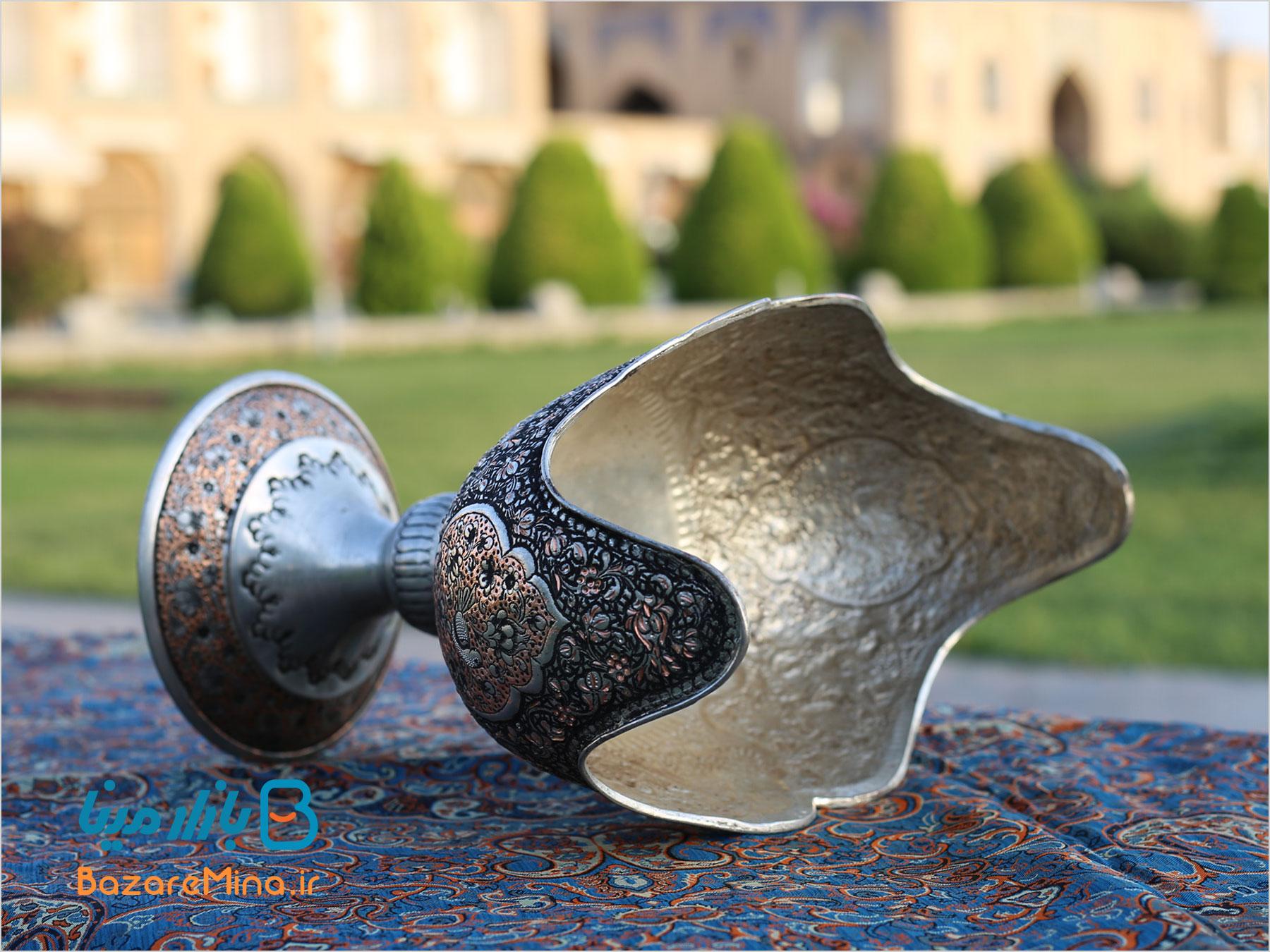 کشکول قلمزنی اصفهان